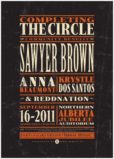 Completing the Circle Event Poster